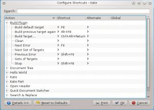 build-shortcuts