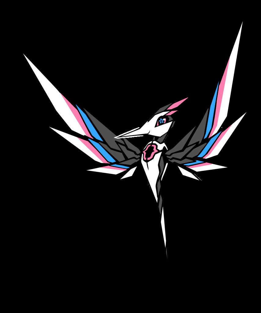 Kate Mascot: Kate the Woodpecker